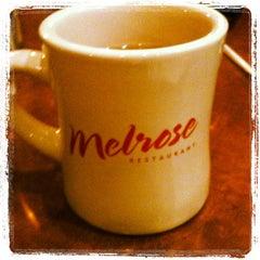 Photo taken at Melrose Restaurant by David   H. on 2/1/2012