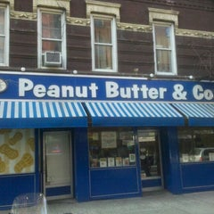 Photo taken at Peanut Butter & Co. by Bradley Y. on 2/18/2011