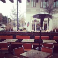 Photo taken at Village Burger Bar by Doe D. on 1/25/2013