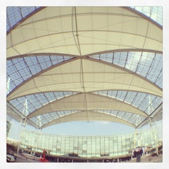 Photo taken at Terminal 2 by Sebastian G. on 4/24/2013