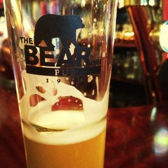 Photo taken at The Bear Pub by Alex G. on 7/27/2013