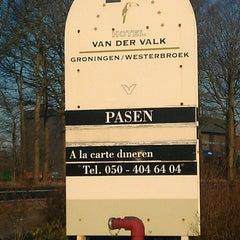 Photo taken at Van Der Valk Hotel Westerbroek by Ibrahim H. on 4/2/2013