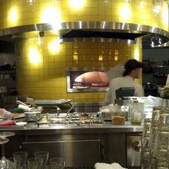 Photo taken at California Pizza Kitchen by Briana P. on 4/12/2013