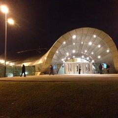 Photo taken at Palacio de los Deportes by Isidro E. on 12/14/2013