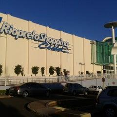 Photo taken at Rio Preto Shopping Center by Marcos Escobosa on 7/20/2013