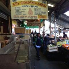 Photo taken at Italian Market by Scott C. on 2/24/2013