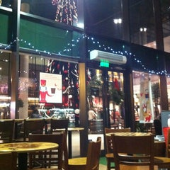 Photo taken at Starbucks by Nicolle on 12/4/2012