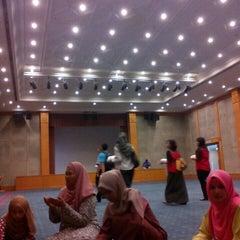 Photo taken at Dewan Seri Seroja, Presint 15 by Nor A. on 10/7/2015