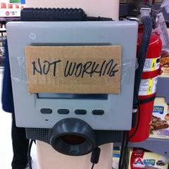 Photo taken at Walmart by Brian J. on 3/12/2013