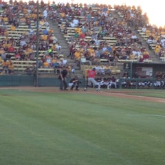 Photo taken at Packard Baseball Stadium by Gabriel W. on 5/19/2013