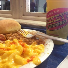 Photo taken at Dickey's Barbecue Pit by amol w. on 3/7/2013