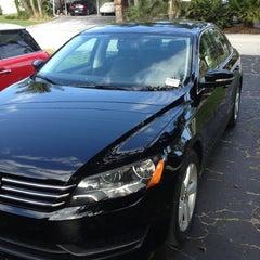 Photo taken at Vista Volkswagen by Karl K. on 2/23/2013