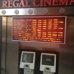 Photo taken at Regal Cinemas Battery Park 11 by Herm B. on 6/21/2013