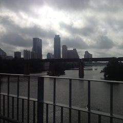 Photo taken at Lady Bird Lake by Lauren B. on 5/26/2013