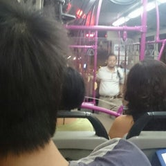 Photo taken at SBS Transit: Bus 53 by Edgar W. on 7/3/2014