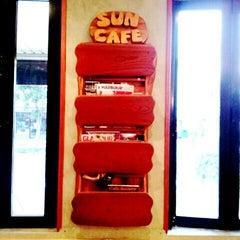 Photo taken at Sun Cafe by Natasha K. on 7/28/2013