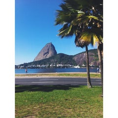 Photo taken at Aterro do Flamengo by Isabella D. on 7/5/2013