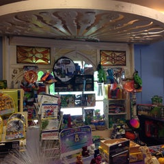 Photo taken at Once Upon A Time Toy Store by Sarah W. on 6/5/2015