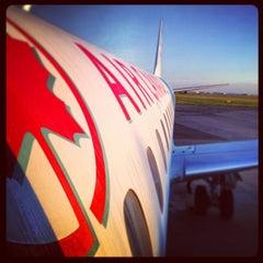 Photo taken at Saskatoon John G. Diefenbaker International Airport (YXE) by Sophie D. on 6/24/2013