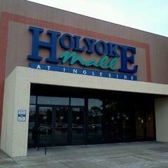 Photo taken at Holyoke Mall at Ingleside by E Shige on 10/14/2012