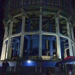 Photo taken at Alun - Alun Kota Magelang by Alyshia H. on 8/9/2013