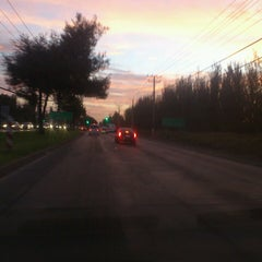 Photo taken at Camino a Melipilla by Patricio P. on 3/23/2013