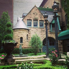 Photo taken at Richard H. Driehaus Museum by Jeff S. on 6/20/2013