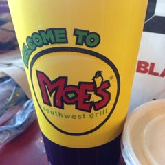 Photo taken at Moe's Southwest Grill by Wendy T. on 5/22/2014