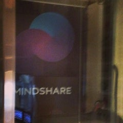 Photo taken at Mindshare by Fern R. on 2/20/2014