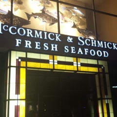 Photo taken at McCormick and Schmicks by Ryan S. on 2/16/2014