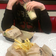Photo taken at Burgerville, USA by Kayla M. on 11/2/2013