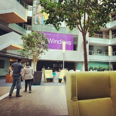 Photo taken at Microsoft Building 37 by Justin M. on 5/18/2014