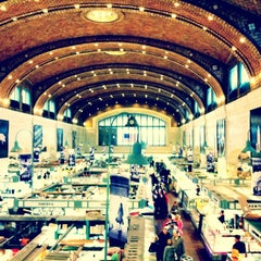 Photo taken at West Side Market by Katie R. on 11/14/2012