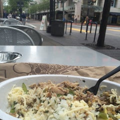 Photo taken at Chipotle Mexican Grill by Tyler A. on 5/11/2015
