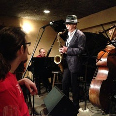 Photo taken at jazz club daphne by Sean O. on 6/15/2013