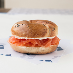 Photo taken at Russ & Daughters by Travel + Leisure on 6/4/2013