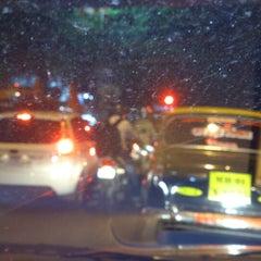 Photo taken at Khodadad Circle by Devendra B. on 9/25/2012