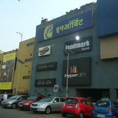 Photo taken at Inorbit Mall by Devendra B. on 11/3/2012