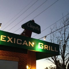 Photo taken at Chipotle Mexican Grill by Jim M. on 10/15/2012
