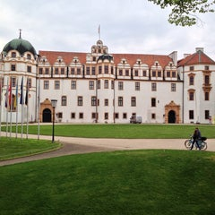 Das Foto wurde bei Celler Schloss von Manfred L. am 5/1/2014 aufgenommen
