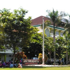 Photo taken at Institut Agama Islam Negeri (IAIN) Surakarta by Alita Arifiana A. on 4/18/2016