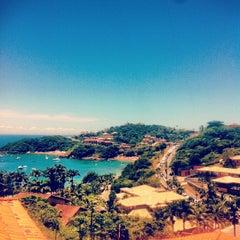 Photo taken at Hotel Rio Búzios Beach by Philipp V. on 2/3/2014