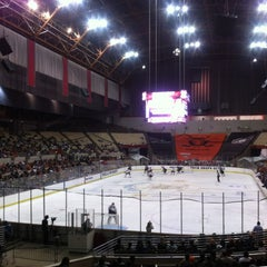 Photo taken at Cow Palace by Baby H. on 10/4/2012