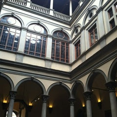 Foto scattata a Palazzo Strozzi da ash. a. il 10/8/2012