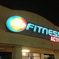 Photo taken at 24 Hour Fitness by Amanda L. on 3/19/2013