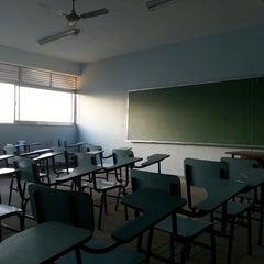 Photo taken at Universidade Salgado de Oliveira by Charles W. on 4/17/2013