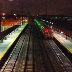 Photo taken at NJT - Hamilton Station (NEC) by Jeff K. on 12/23/2012
