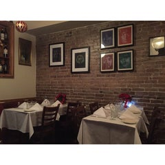 Photo taken at Trattoria di Monica by Neil P. on 12/18/2014