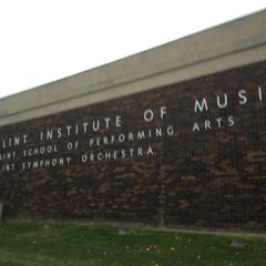 Photo taken at Flint Institute of Music by Amber C. on 11/26/2013