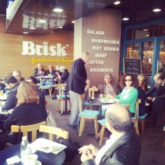 Photo taken at Brisk by Mohamed C. on 5/3/2013